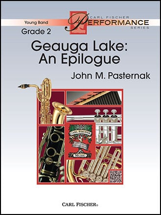 Geauga Lake: An Epilogue by John M  Pasternak| J W  Pepper Sheet Music