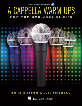 A Cappella Warm-Ups for Pop and Jazz Choirs Cover