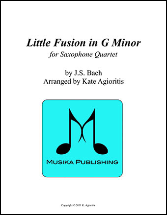 Little Fusion in G Minor