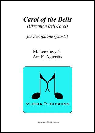 Carol of the Bells (Ukrainian Bell Carol)