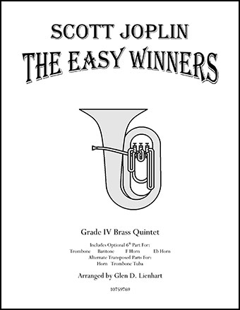 The Easy Winners (Brass Quintet)