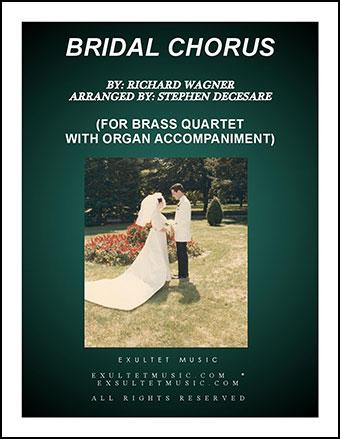 Brass Quartet (for Brass Quartet - Organ Accompaniment)