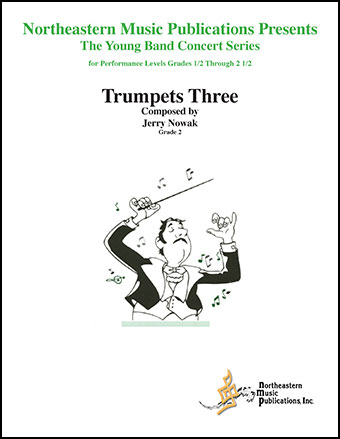 Trumpet Section Feature with Band | Sheet music at JW Pepper