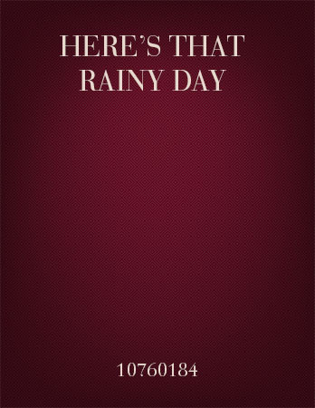 Here's That Rainy Day Cover