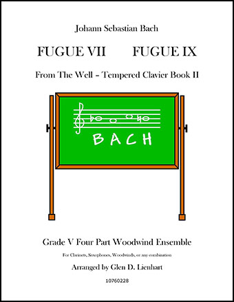 Fugue no. 7 Fugue no. 9 (Woodwinds)