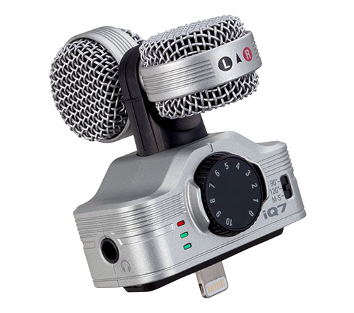 iQ7 Mid-Side Stereo Microphone