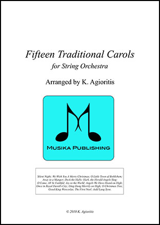 Fifteen Traditional Carols