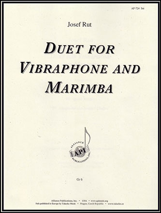 Duet for Vibraphone and Marimba