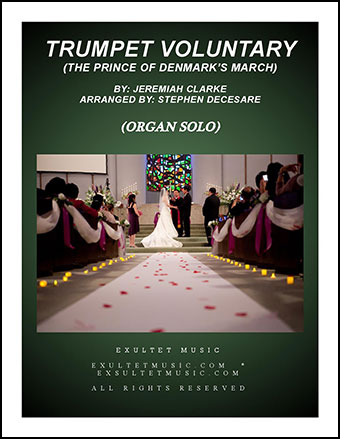 Trumpet Voluntary (Organ Solo)