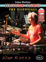 Cuban Rhythms for Percussion and Drumset: The Essentials Cover
