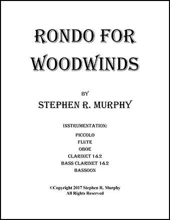 Rondo for Woodwinds