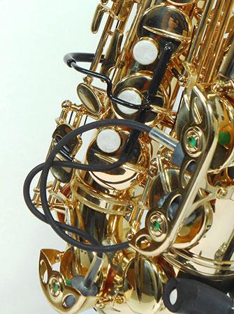 Saxophone Key Clamps