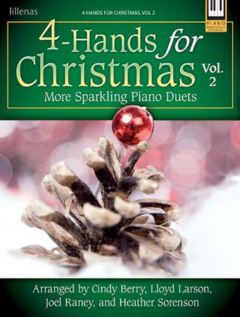 4-Hands for Christmas, Vol. 2
