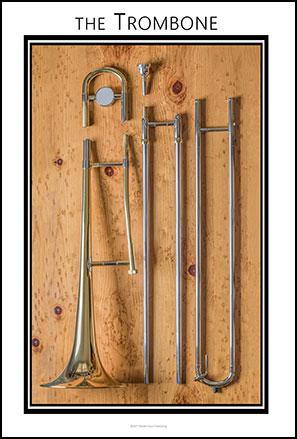 Trombone  Anatomy Chart