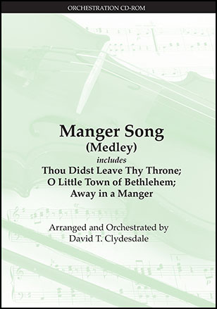 Manger Song (Instrumental Parts Orchestratio | J W  Pepper