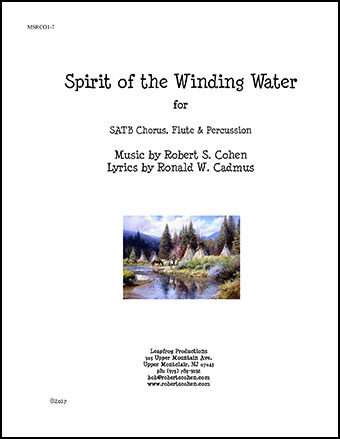 Spirit of the Winding Water