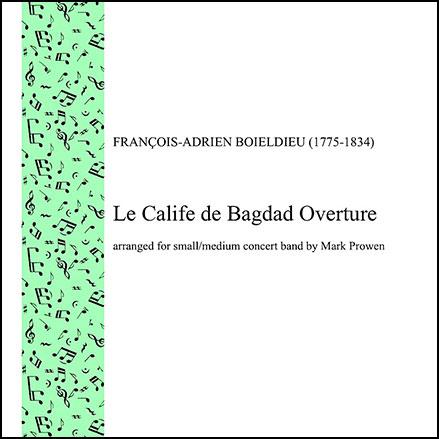 The Calif of Bagdad Overture