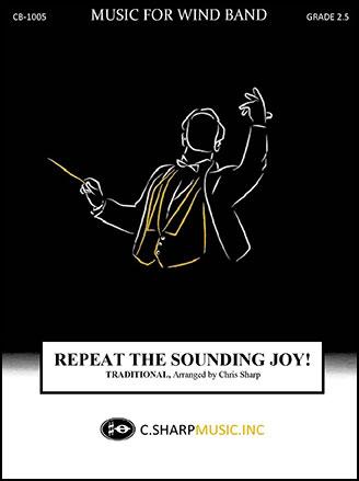 Repeat the Sounding Joy!