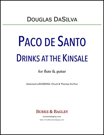 Paco de Santo Drinks at the Kinsale Thumbnail