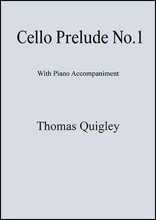 Cello Prelude No.1