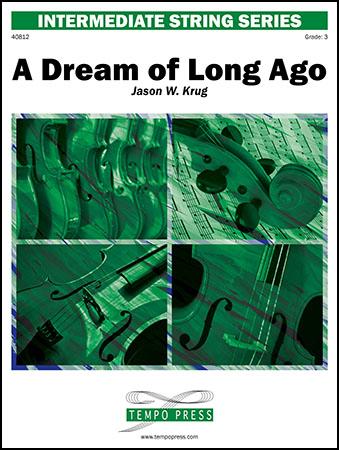 A Dream of Long Ago Cover