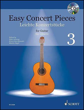 Easy Concert Pieces, Vol. 3
