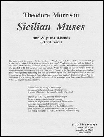 Sicilian Muses