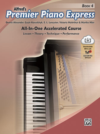Premier Piano Express Vol. 4