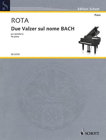 Due Valzer Sul Nome Bach