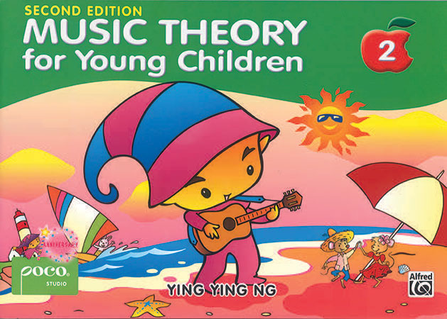 Music Theory for Young Children Vol. 2
