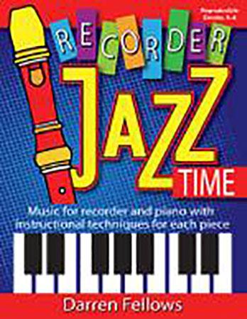 Recorder Jazz Time
