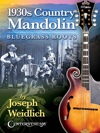 1930S Country Mandolin : Bluegrass Roots
