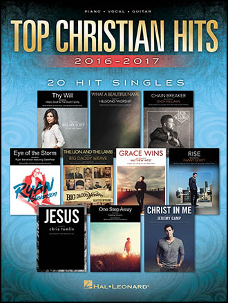 Top Christian Hits of 2016-2017