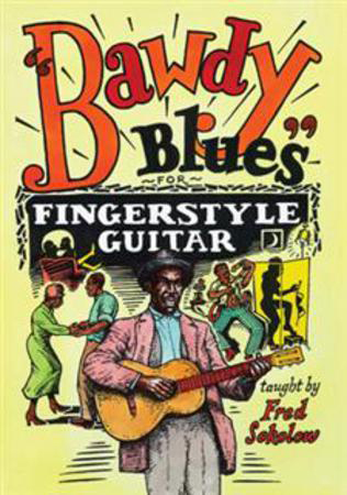 Bawdy Blues Fingerstyle Guitar