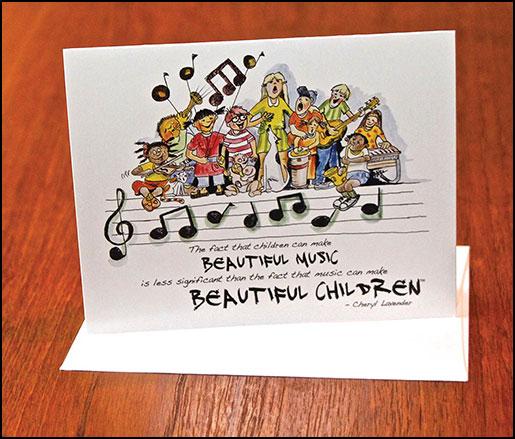 Beautiful Music, Beautiful Children