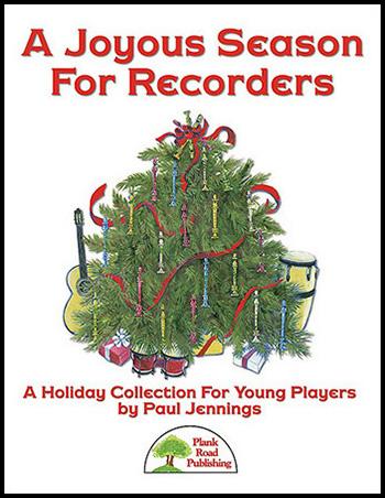 A Joyous Season for Recorders