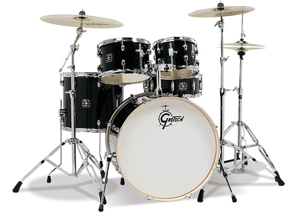 Gretsch Energy Five Piece Drum Set classroom sheet music cover
