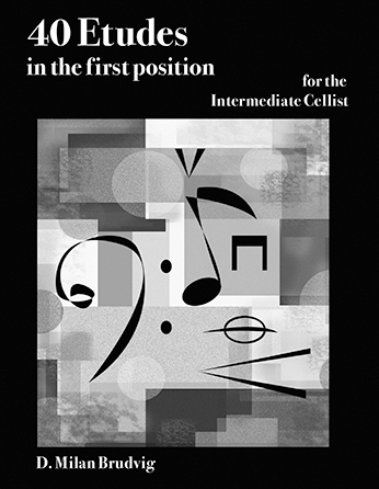 40 Etudes in the first position Thumbnail
