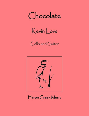 Chocolate (Cello and Guitar)
