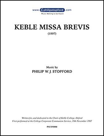 Keble Missa Brevis