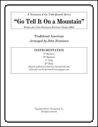 Go Tell It On a Mountain