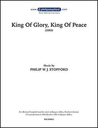 King of Glory King of Peace