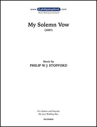 My Solemn Vow