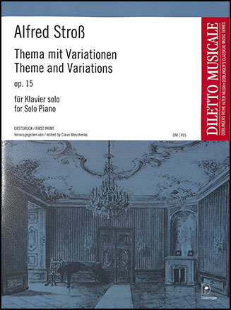 Theme and Variations, Op. 15
