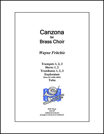 Canzona for Brass Choir