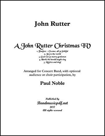 A John Rutter Christmas IV