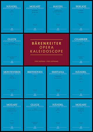 Barenreiter Opera Kaleidoscope