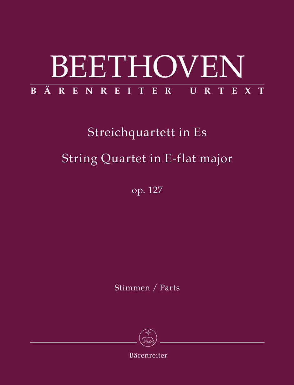 String Quartet in E-flat Major, Op. 127