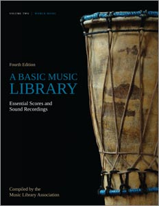 A Basic Music Library, Vol. 2: World Music