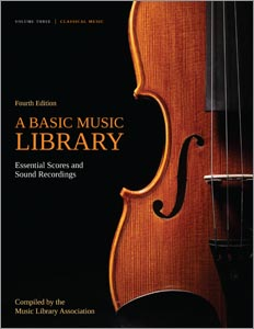 A Basic Music Library, Vol. 3: Classical Music
